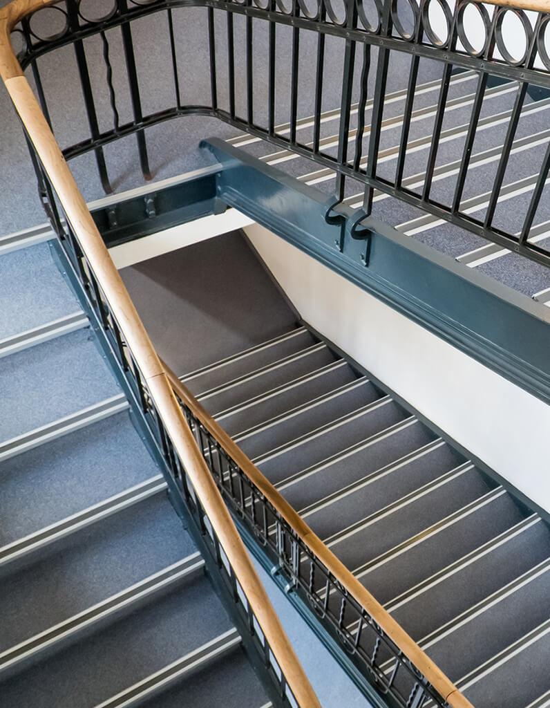 aufgangsreinigung-treppe